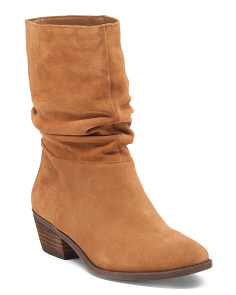 Gilford Slouchy Suede Boots