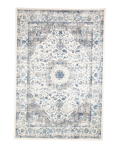 Made In Turkey 5x7 Persian Inspired Area Rug