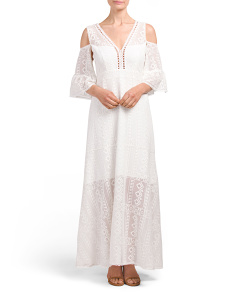 Merengue Maxi Dress