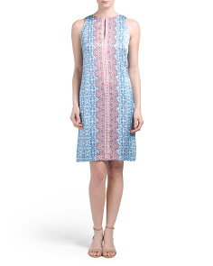 Made In USA Pretty Porcelian Dress