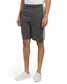 Heather Time Keeper Slim Shorts