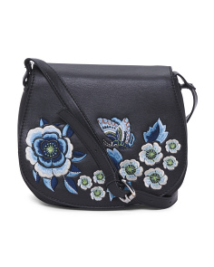 Katie Saddle Bag