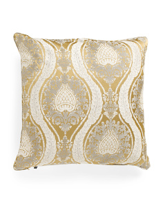 24x24 Oversized Medallion Pillow