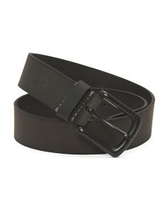 Pull Leather Belt