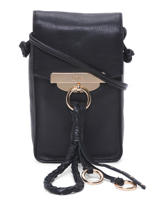 Leather Dionne Small Crossbody Pouch