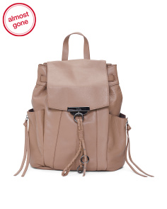 Margot Leather Backpack