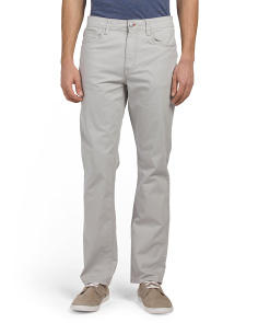 5 Pocket Deck Stretch Twill Pants