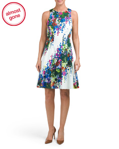 Shadow Garden Flower Dress