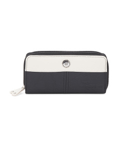 Nancy Talia Large Leather Wallet