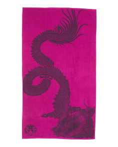 Dragon Beach Towel