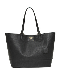 Jozie Leather Tote