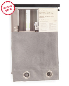 38x84 Thermal Blackout Set Of 2 Curtains
