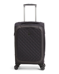 22in Quilted Light Weight Luggage