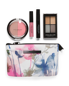 Make Up Set With Case