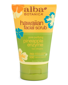 4oz Pineapple Enzyme Scrub