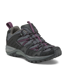 Cushioned Hiking Shoes