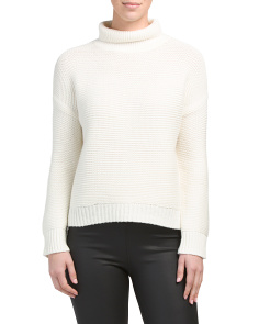 Long Sleeve Wool Sweater