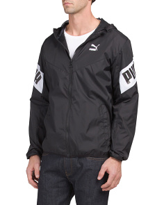 Football Windbreaker