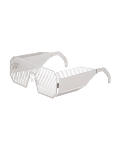 Made In Japan Stainless Steel Sunglasses