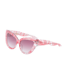 Made In Japan Feather Sunglasses