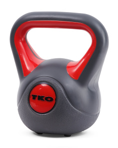 Two Tone 15 Pound Kettlebell