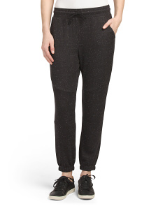 Speckled Lounge Seamed Joggers