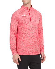 Twisted Tech Quarter Zip Top