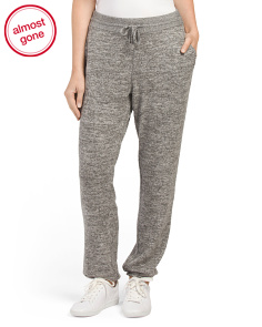 Brushed Relaxed Cuffed Joggers