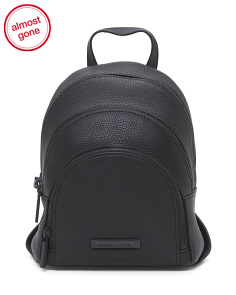 Mini Sloane Small Leather Backpack