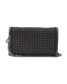 Made In Italy Crossbody Clutch
