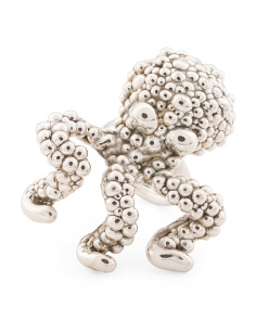 Made In Israel Sterling Silver Octopus Ring