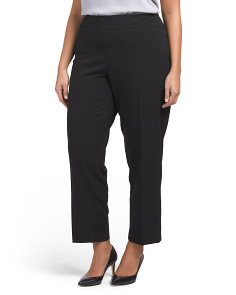 Plus Bi Stretch Tummy Control Pants