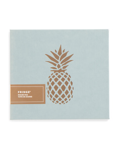Pineapple Printed Mouse Pad