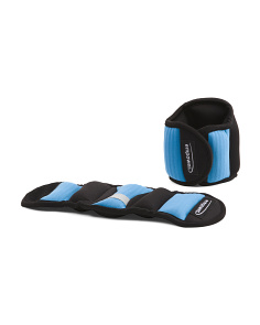 3lb Pair Ankle/Wrist Weights Box