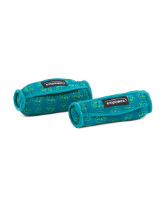 Set Of 2lb Printed Soft Walk Weights