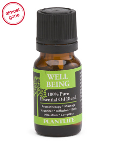 10ml Well Being Essential Oil Blend