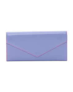 Alix Trifold Leather Wallet