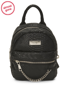 Main St. Petite Backpack