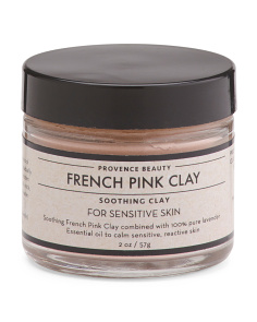 2oz Pink Clay Mask