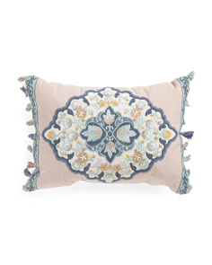 14x20 Izmir Medallion Pillow