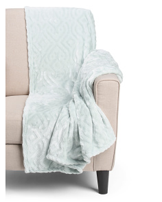 Oversize Silky Soft Throw