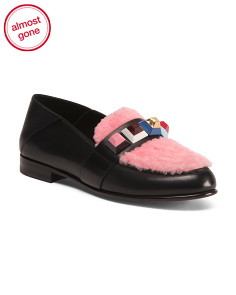 Made In Italy Slip On Loafers