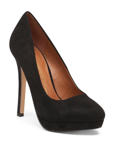 Dasia Hidden Platform Pumps