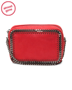 Made In Italy Mini Fallabella Crossbody