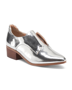 Dante Oxford Slip On Shoes