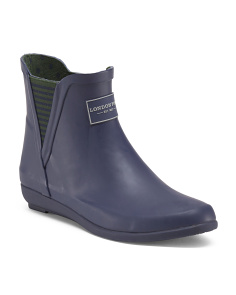 Piccadilly Low Boots