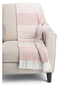 Bailey Stripe Throw
