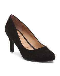 Carissa Dress Suede Shoes