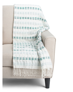 Coastal Color Throw