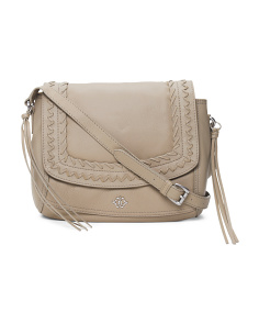 Cortina Large Leather Crossbody